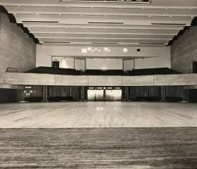 The Concert Hall with flat floor