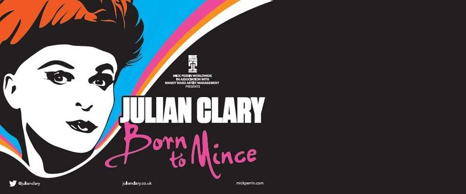 Julian Clary's Born To Mince Tour