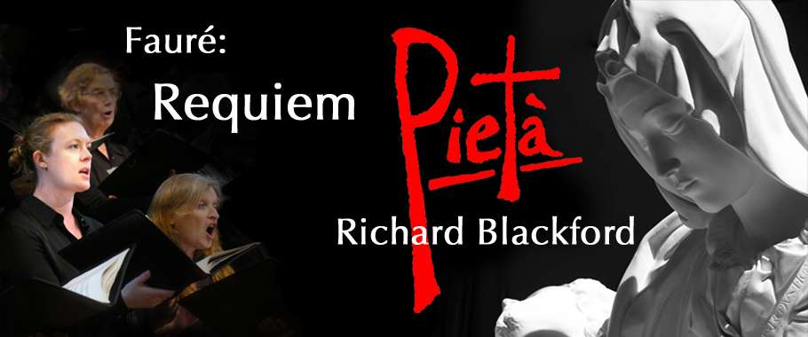 Pieta by Richard Blackford