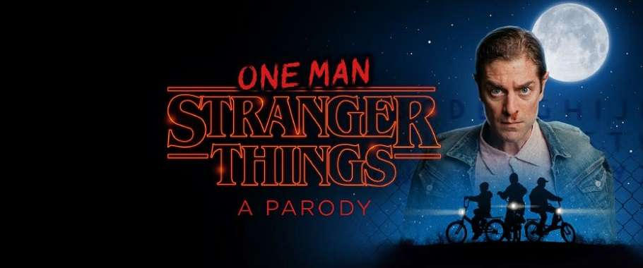 One Man Stranger Things: A Parody