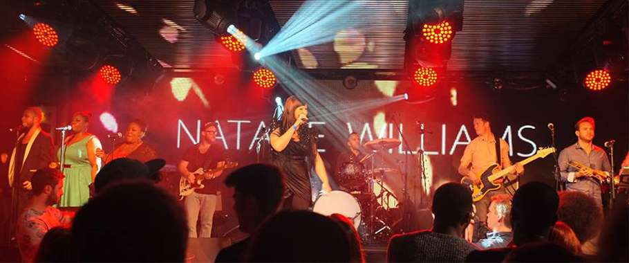 Serious Soul: Natalie Williams & Soul Family in concert