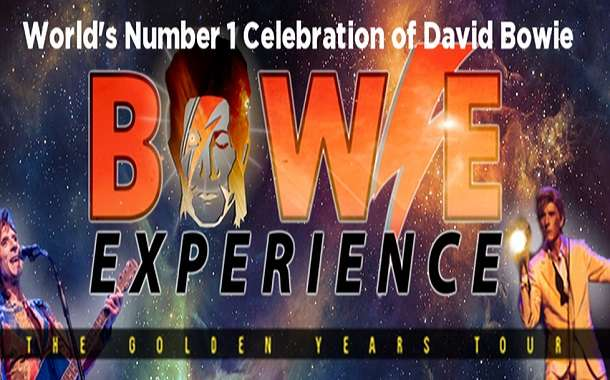 Bowie Experience, The Golden Years Tour